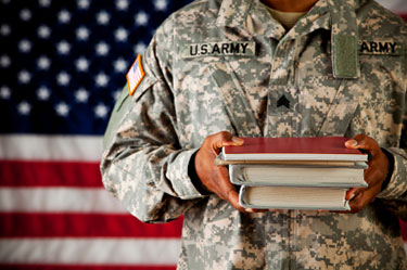 Veterans go back to school