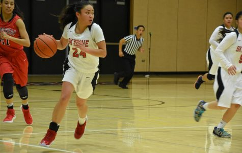 Skyline women's team falls to Las Positas