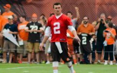 Johnny Football is back