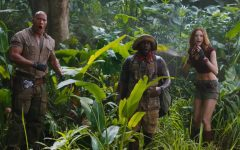 Jumanji goes through a metamorphosis