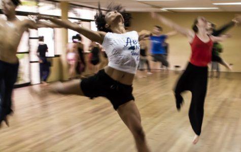 Dance is definitely a sport