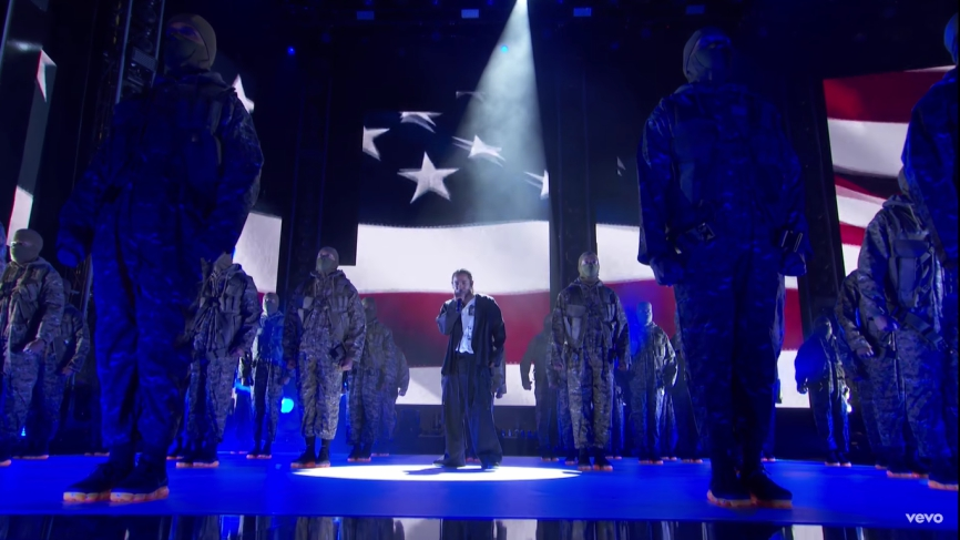 Political undertone of the Grammys