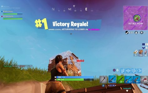 """Fortnite Battle Royale,"" everyone's new favorite game"