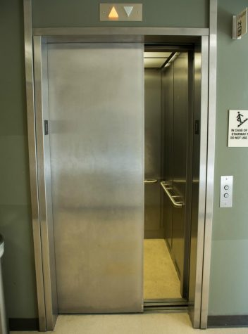 Expired elevators at Skyline