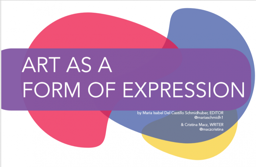 Art as a form of expression