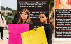 Anti-abortion group on campus reignites free speech debate