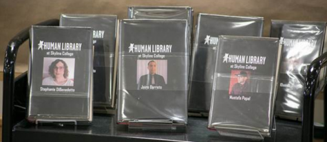 Reducing violence with Human Libraries