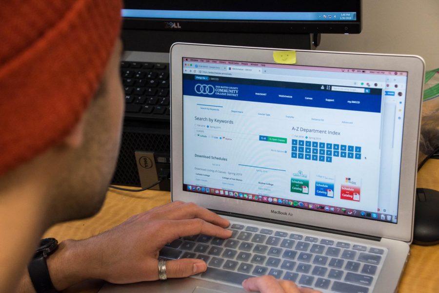 Enrollment shifts for community colleges