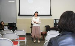 Poetry Reading by Kim Davalos for Poetry Month