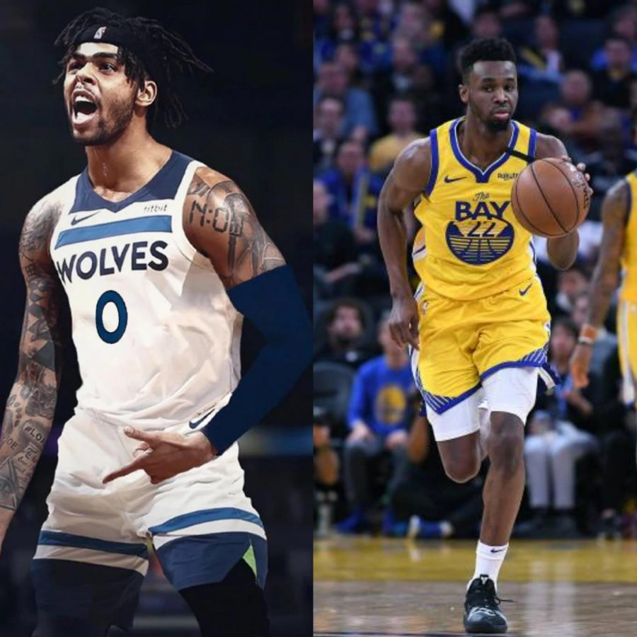 Warriors+guard+D%E2%80%99Angelo+Russell+Traded+to+the+Minnesota+Timberwolves