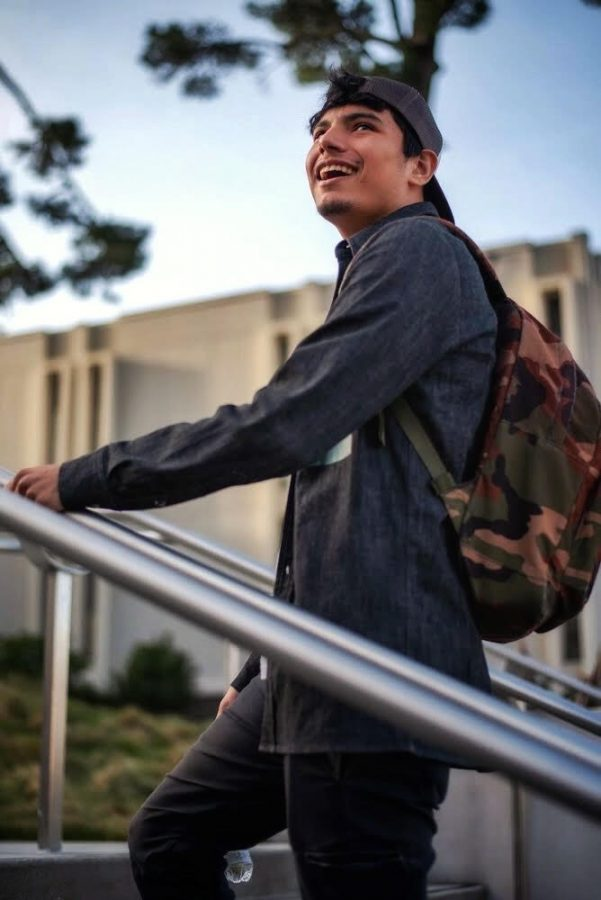 Jorge Silva, a Skyline student