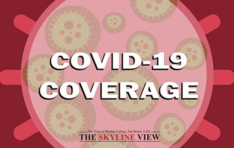 An illustration of a model of the COVID-19 also known as Coronavirus.