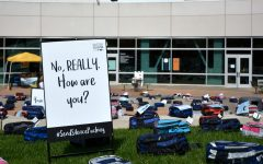 """Send Silence Packing"": An Exhibit Highlighting Awareness For Mental Health and Suicide Prevention"