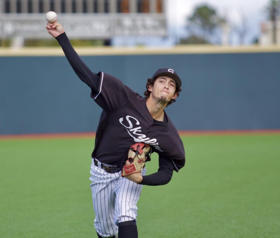 The Growth of The Young Sophomore Pitcher