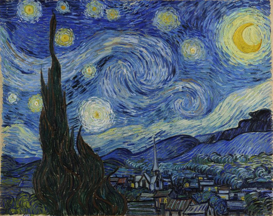 Vincent Van Gogh is More Stellar Than His Starry Night
