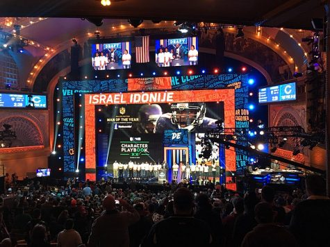 Marco Milani's 2020 NFL Mock Draft