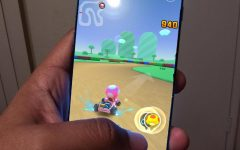 Mario Kart: Racing On Your Phone