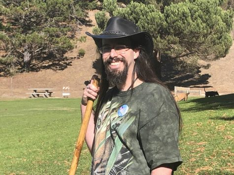 Tygarjas Bigstyck has lived in Pacifica his entire life and is now seeking a run for one of five city council seats.
