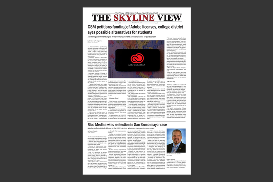The Skyline View | Fall 2020 | Issue #2