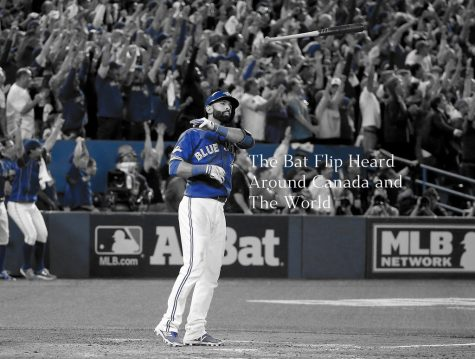 This day in sports history: The bat flip heard around Canada and the world