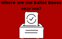 Where are the ballot boxes near me?