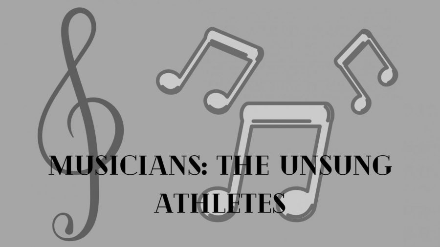 Musicians: The unsung athletes