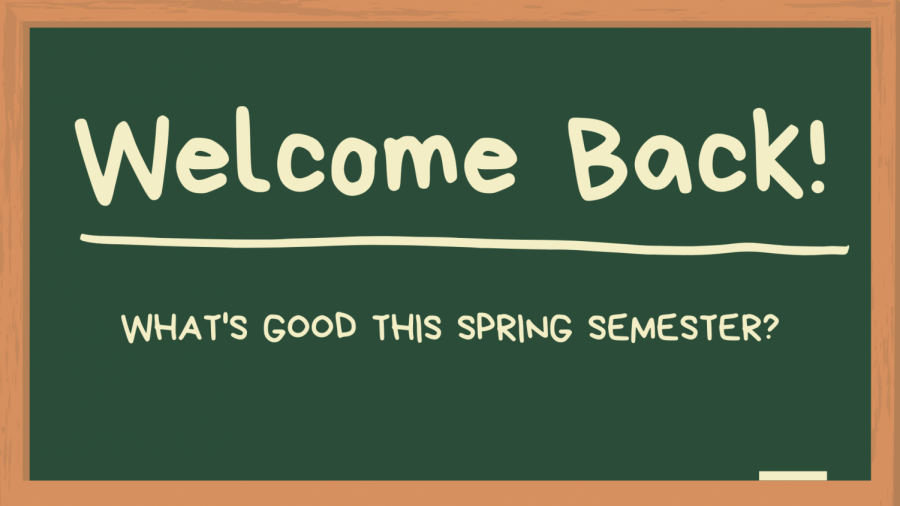 New Semester, New Changes