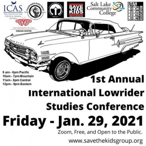 Skyline College professor presents at the Annual International Lowrider Studies Conference