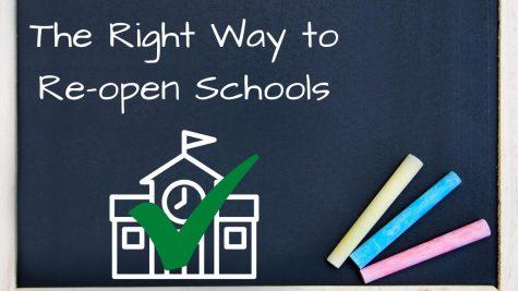 The Proper Way to Open Public Schools