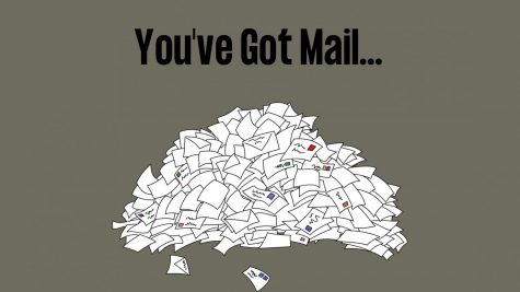 You've Got Mail... maybe too much