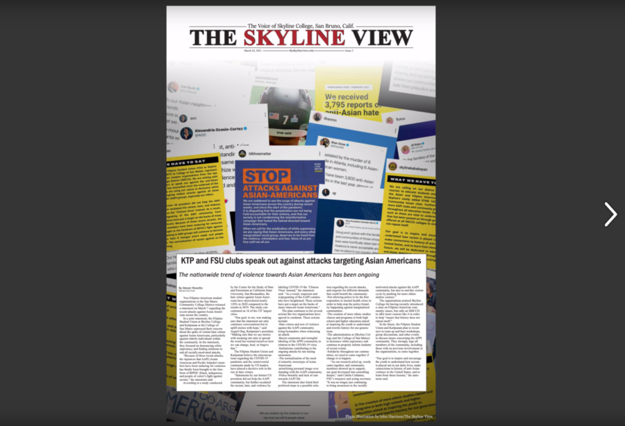 The Skyline View | Spring 2021 | Issue #2