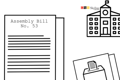 Assembly Bill No.53 grants flexibility on the next election day.