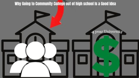 It might be wise to pick a community college than the expensive 4 year.