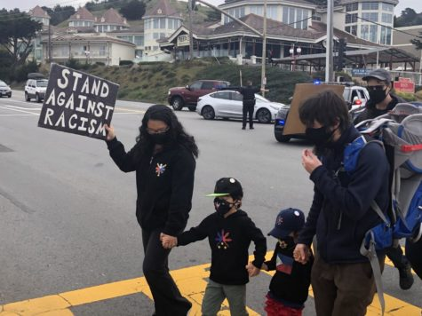 Pacifica marches against Asian American hate