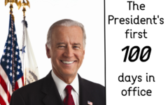 It's been 100 days since Joe Biden has been inaugurated as the 46th president of the US.