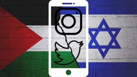 People have been posting a lot on social media about the conflict between Israel and Palestine, but it