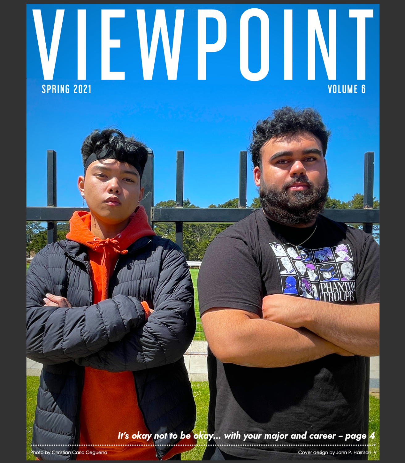 Viewpoint Volume 6 – Spring 2021