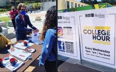During College Hour, campus organizations and clubs can take the opportunity to bring attention to students regarding their programs.