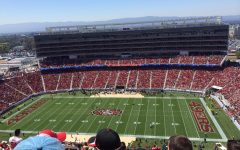 Levis Stadium ready to be filled for the home opener against the Green Bay Packers.