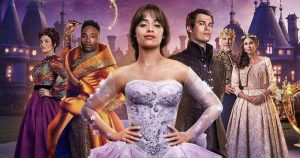 Cinderella marked Camila Cabellos first featured film as an actress