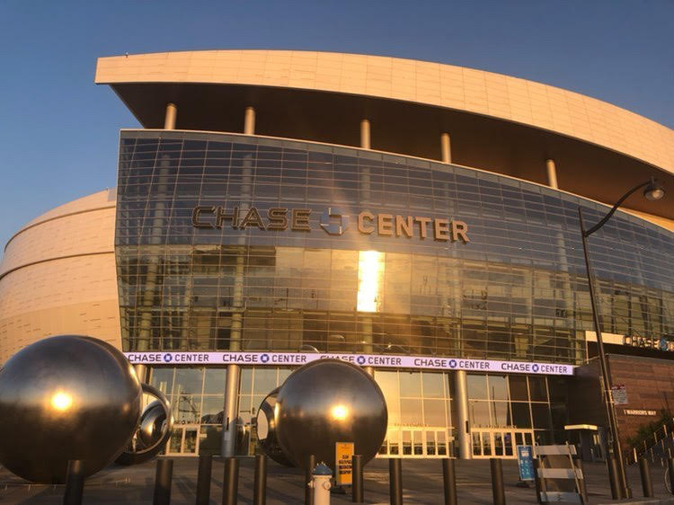 The home of the Golden State Warriors in San Francisco is ready to bring a full arena.